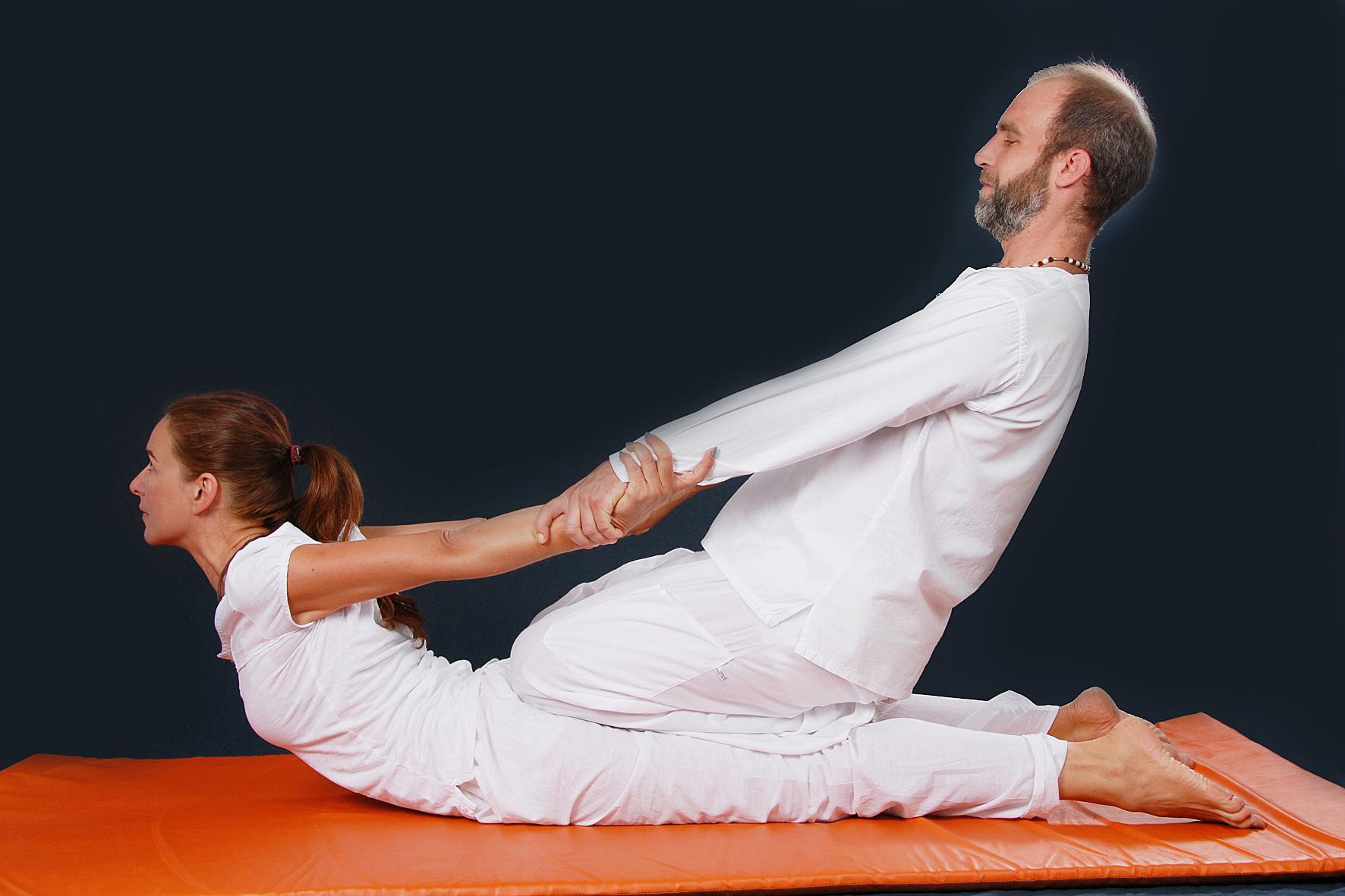 Тайский массаж в Кременчуге
